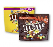 M&M's Party Pack 1kg