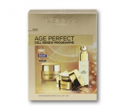 L'OREAL Age Perfect Cell Renew Program Set cont.: Day 50 ml (GH 1017790) + Night 50 ml ( GH 1017791) + Serum 30 ml (GH 1017792)