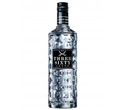 Three Sixty Vodka 37.5% 1L