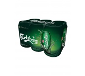 Carlsberg Green Label 24x0.33L Dose