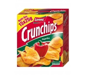 Lorenz Crunchips Multipack Paprika 15x25g