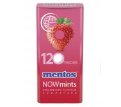 Mentos Now Mints Strawberry 60g
