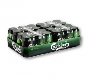 Carlsberg Green Label 6x0.33L Dose